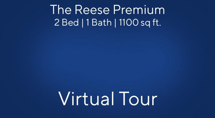 The Reese Premium Virtual Tour | 2 Bed/1 Bath