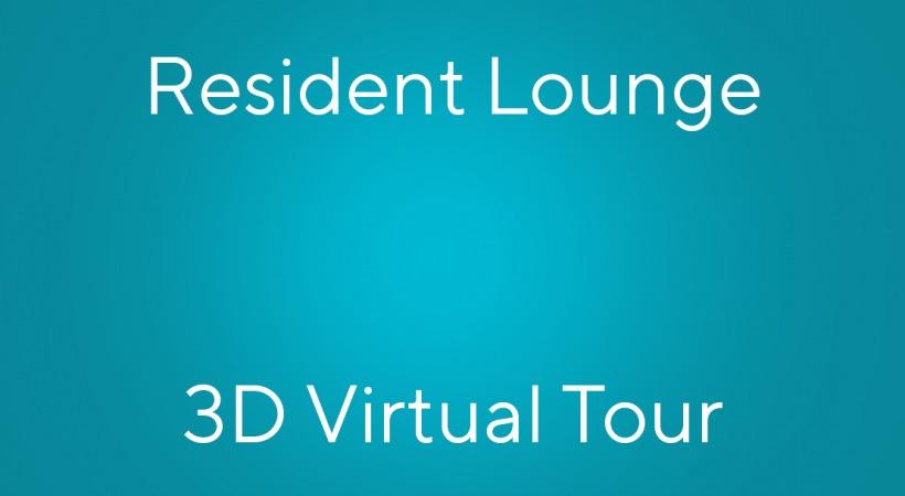 Resident Lounge Virtual Tour