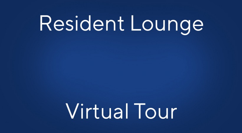 Resident Lounge Virtual Tour