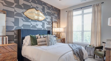 Cortland Cary Bedroom and Living Room Ceiling Fans