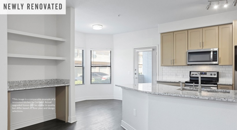 Newly Renovated Apartment Home*