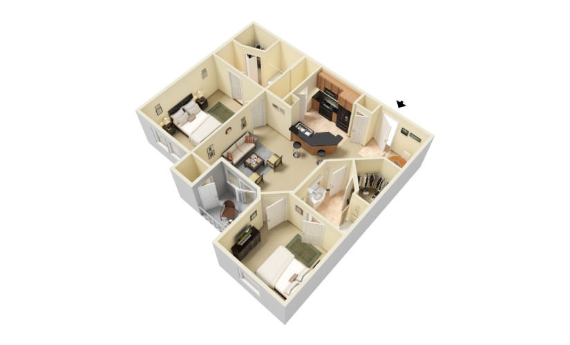 The Cove Floorplan