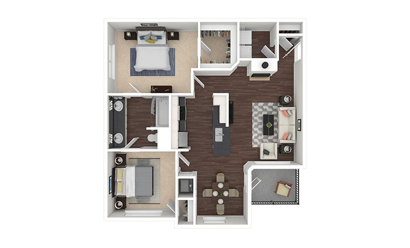 Virginia Floor Plan